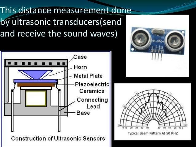 Ultrasonic based distance measurement system