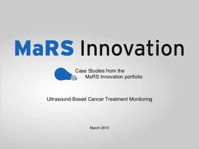 case study cancer treatment This case study pediatric cancer case study and other 64,000+ term papers, college essay examples and free essays are available now on their first attempt to treat it was with a patient's twin brother blood transfusion (nytimescom) another treatment that failed was radium.