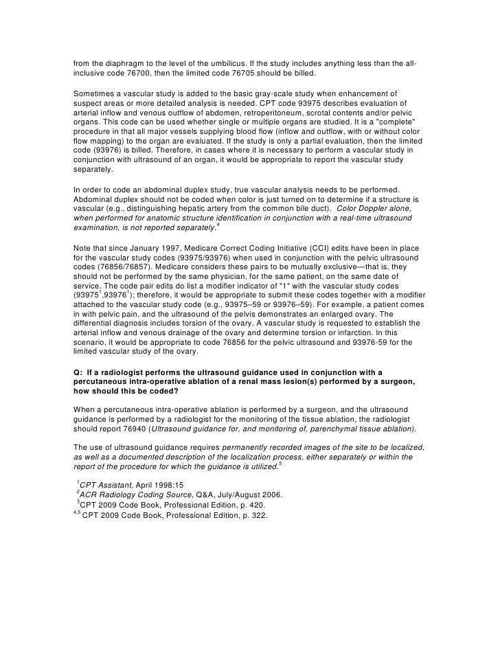 Ultrasoundreimburt Information