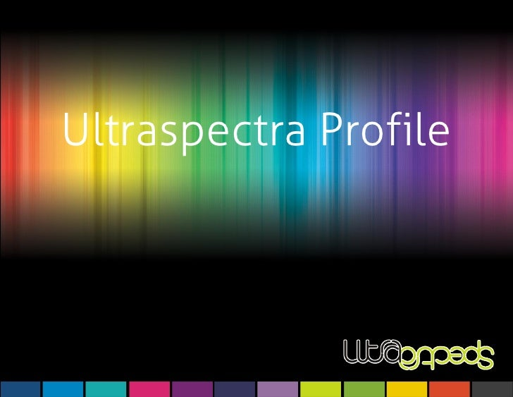 Ultraspectra Profile