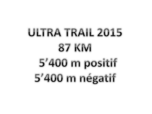 Ascension Descente Distance Points GPS  1616 m 1591 m 27 km 2373  Postes de contrôle :  TECHNIKA 1 à 8  Equipe médicale da...