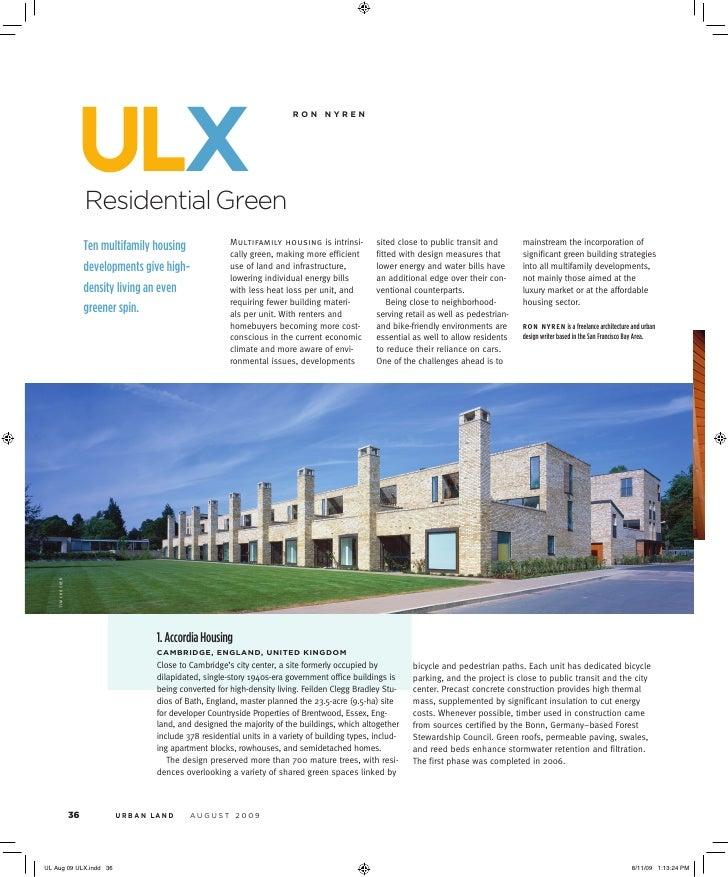 ulx Residential Green                                           ronnyren                               Multifamily housin...