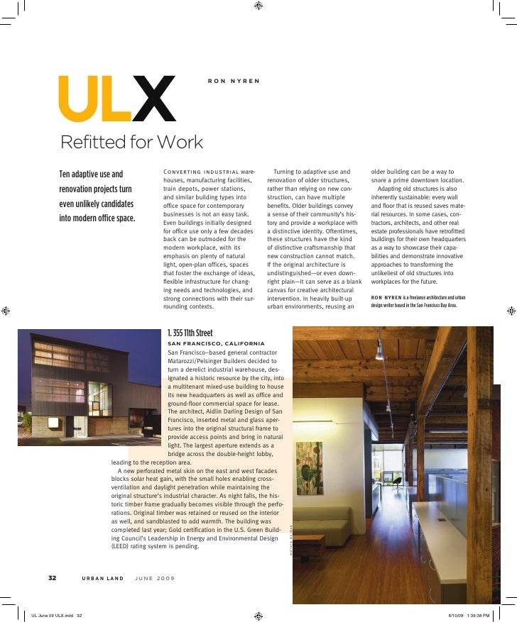 ulx Refitted for Work                                             ronnyren                                 Converting ind...