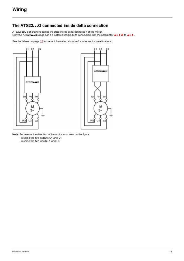 um22 en delta connection ats22 motor ats22 31