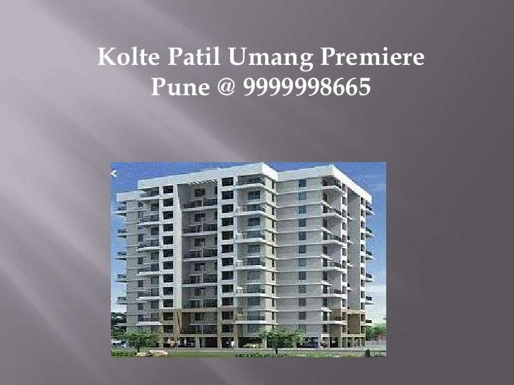 KoltePatilUmang Premiere Pune @ 9999998665<br />