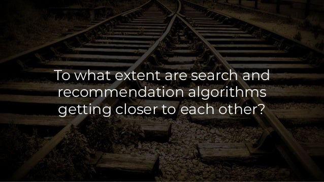 102Hands on Data and Algorithmic Bias in Recommender SystemsBoratto and Marras To what extent are search and recommendatio...