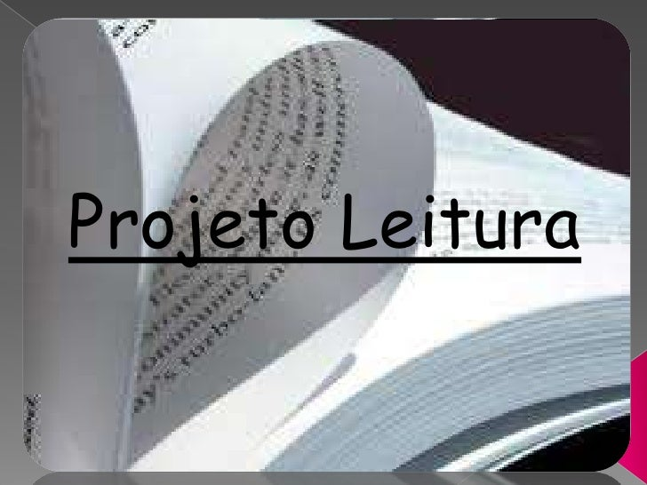Projeto Leitura