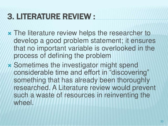 methods of literature review in research ppt Quantitative research methods  the nature of the research and methods applied taken from: research concepts by chris j ones and xiaoping jia (minor modifications by  literature review a literature review is a necessity without this step, you won't know if your.