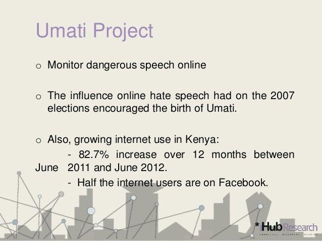 Umati presentation_uchaguzi_ushahidi Slide 2