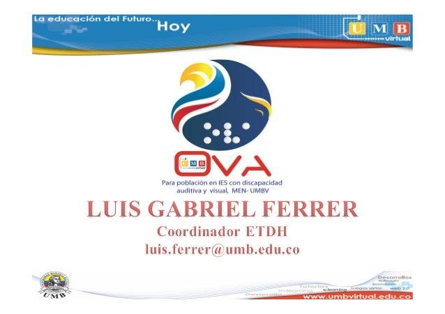 Educación Superior en América Latina - OVA