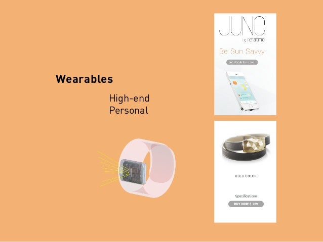 Wearables High-end Personal