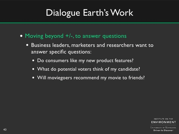 dialog of social issues Material issues dialog with experts in the field of sustainable management first, as a social value innovator, i think nec needs to identify its management.