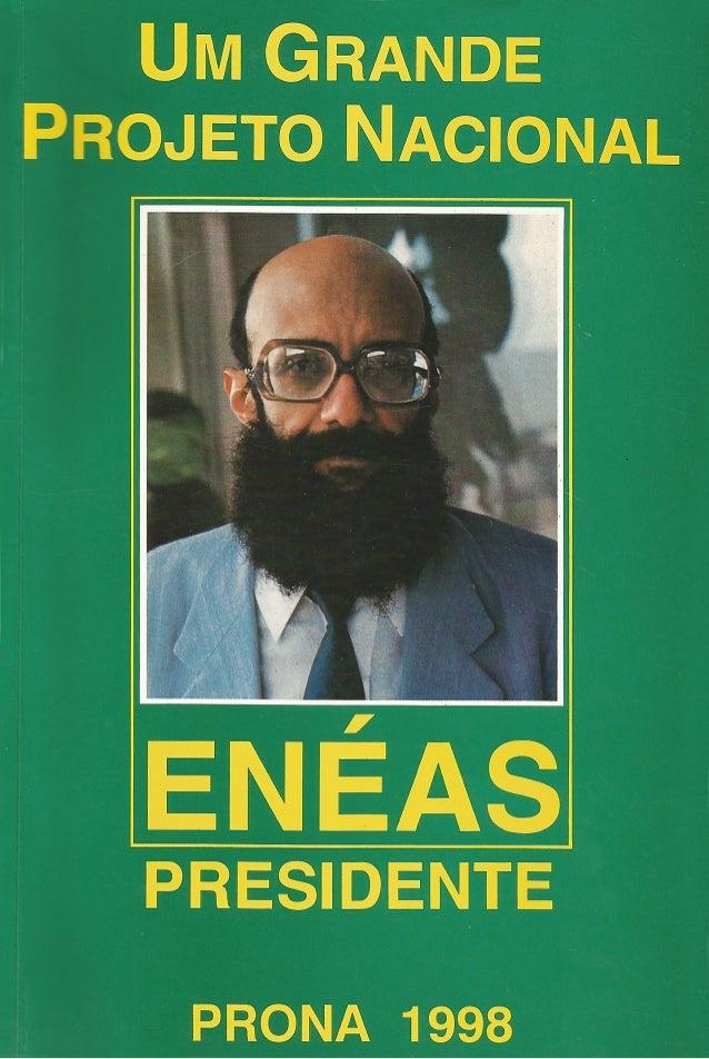Um grandeprojetonacional1998 alta