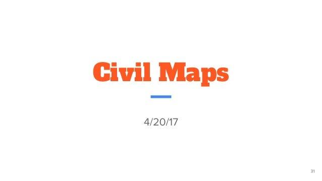 Civil Maps TechLab Demo Day 2017 on