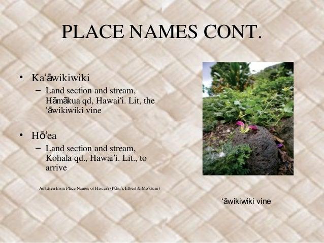 Umi+place+names Slide 3
