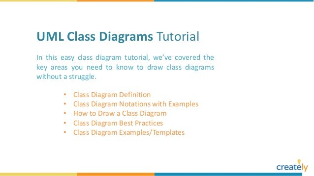 The Ultimate Guide For Uml Class Diagrams By Creately