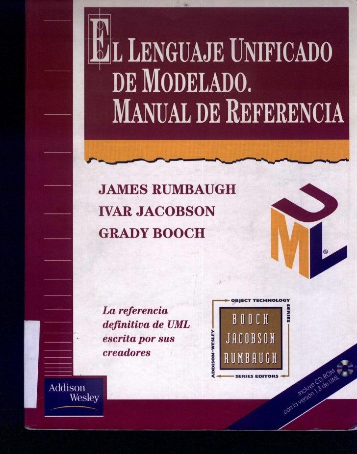 UML - MANUAL DE REFERENCIA