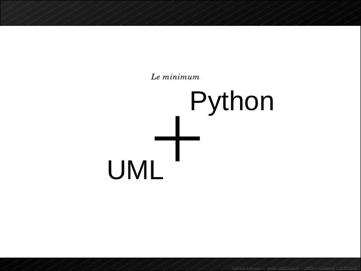 UML + Python                      Leminimum                           Python                 UML                         ...