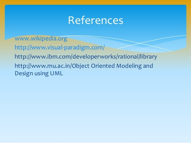 Uml And Software Modeling Tools Pptx