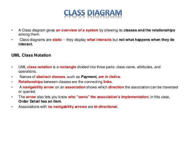Uml diagram software engineering discussion 8 a class diagram ccuart Images