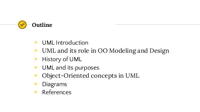 Uml an introduction 3 outline uml introduction ccuart Gallery