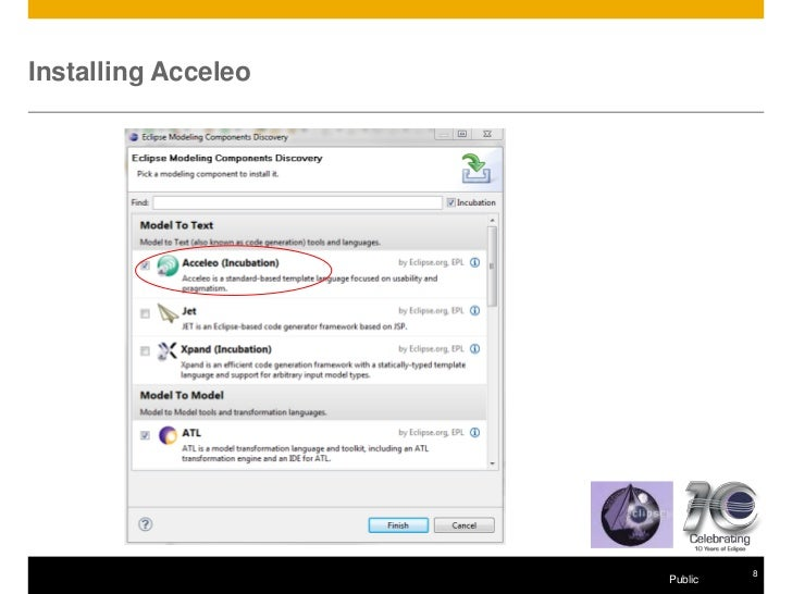 Installing Acceleo© 2011 SAP AG. All rights reserved.            8                                      Public