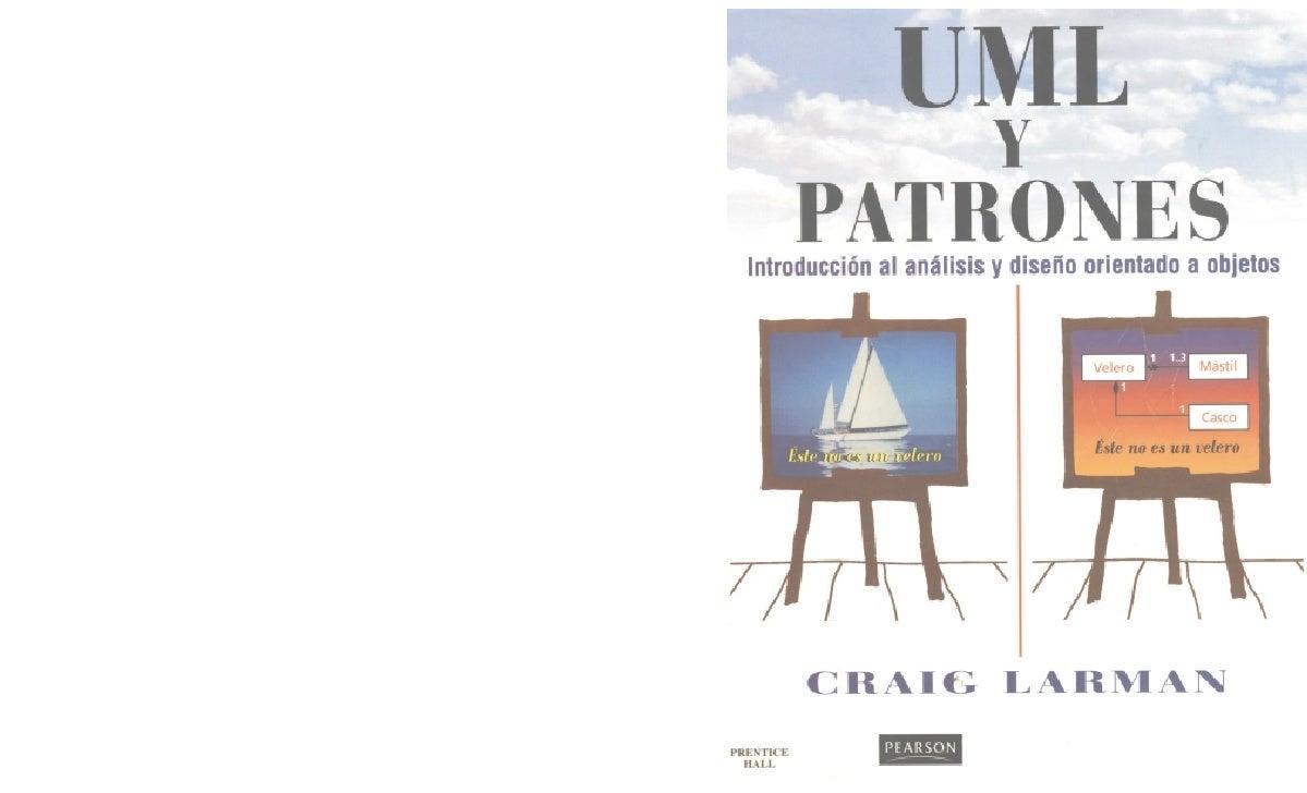 UML Y PATRONES - GRAIG LARMAN