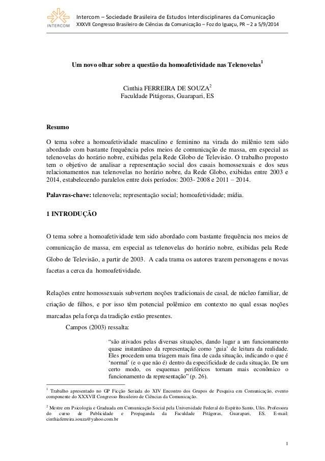 Intercom – Sociedade Brasileira de Estudos Interdisciplinares da Comunicação XXXVII Congresso Brasileiro de Ciências da Co...