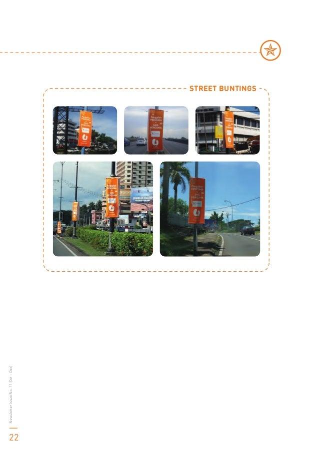 STREET BUNTINGS NewsletterIssueNo.11(0ct-Dec) 22