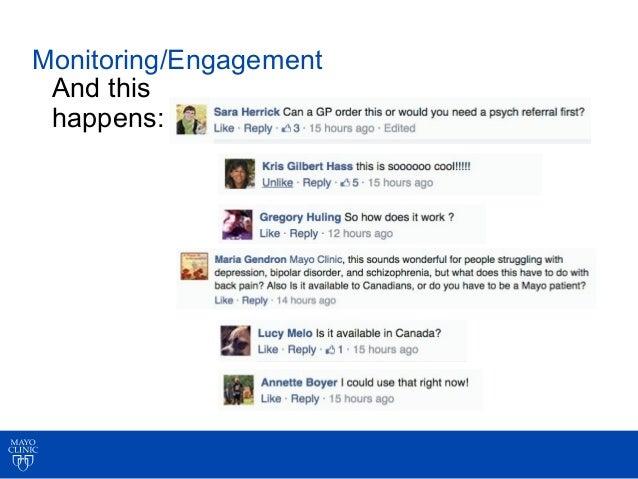 Social Media at Mayo Clinic - UMR