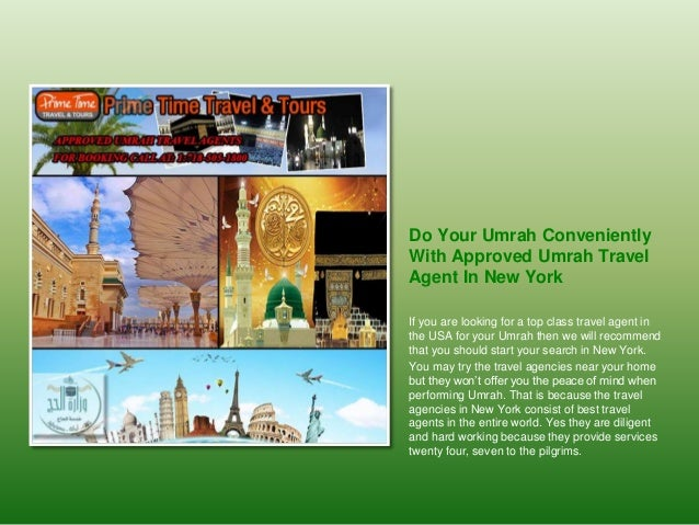 Best Travel Agent For Umrah And Hajj In Usa