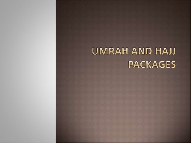  If you have low budget you can perform Umrah through our three star Umrah packages.  These Umrah packages provide you b...