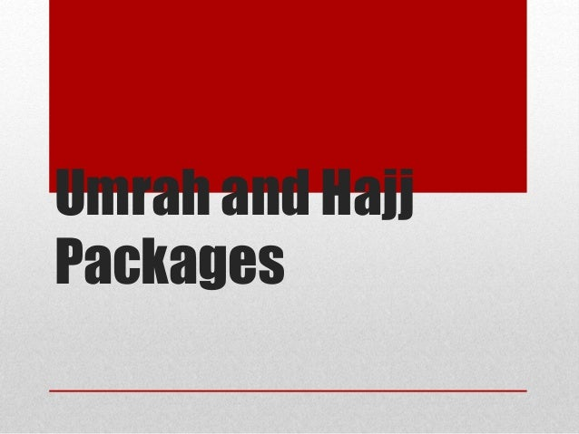Umrah Banner: Hajj And Umrah Packages 2015