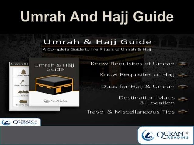 hajj umrah guide application rh slideshare net Hajj Guide Maps Makkah Hajj Guide Maps