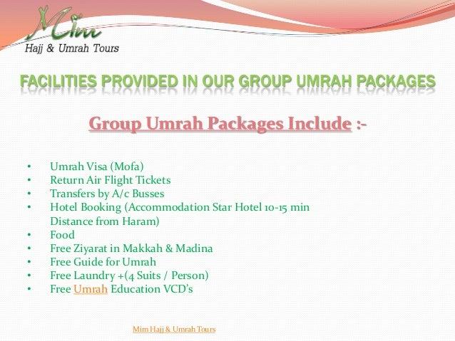 Umrah packages from mumbai 2014