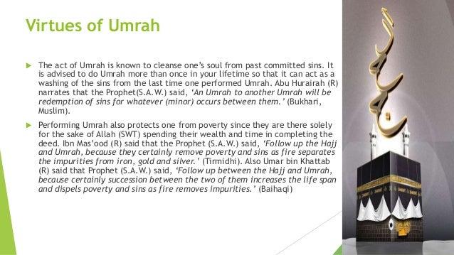 Umrah step by step 2018 3 virtues of umrah solutioingenieria Gallery