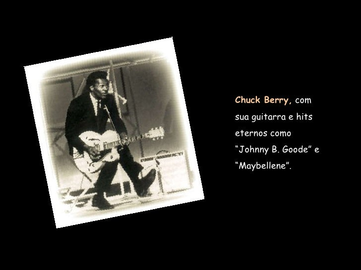 Chuck Berry Little Marie