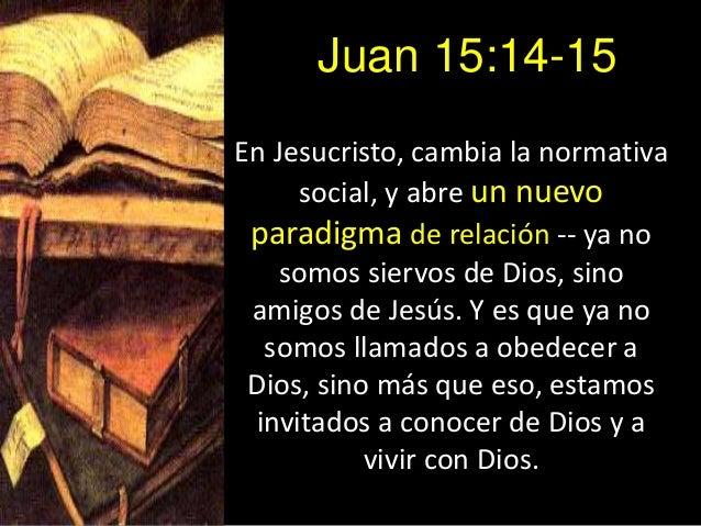Resultado de imagen para Juan 15,14-15