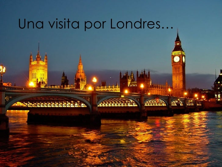 Una visita por Londres…