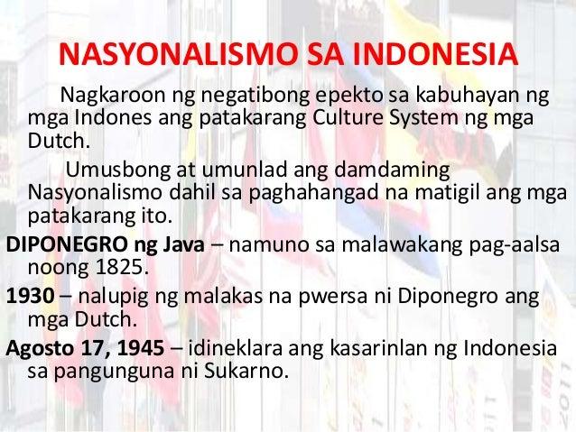 Una at ikalawang yugto ng kolonyalismo at imperyalismo ng mga kanlura…