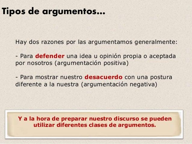 Resultado de imagen para como hacer una argumentacion