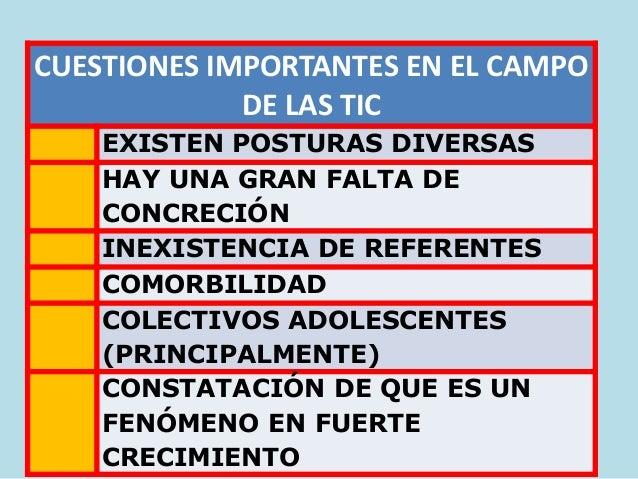 TRATAMIENTO DE LAS ADICCIONES SIN SUSTANCIA