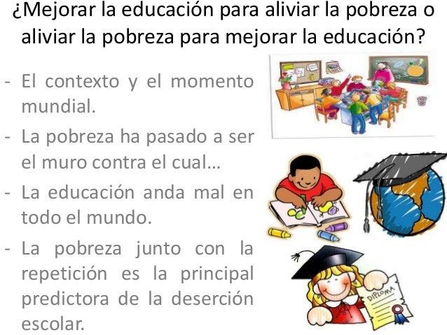 Una escuela amiga para niños y para pobres Slide 2