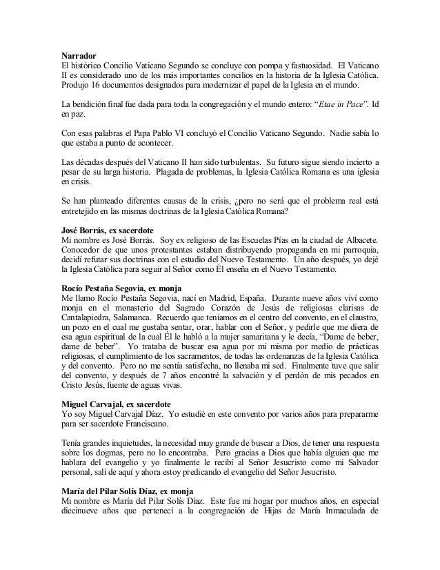 Narrador El histórico Concilio Vaticano Segundo se concluye con pompa y fastuosidad. El Vaticano II es considerado uno de ...