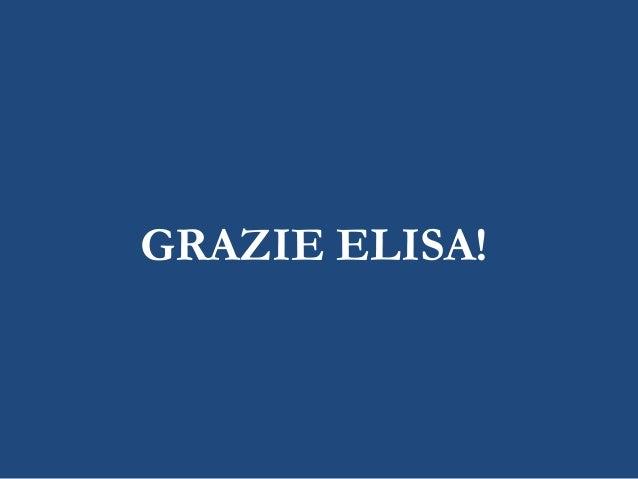 Una guida per l'infanzia Elisa Bozzi