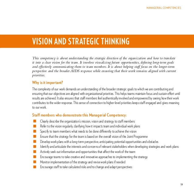 lm1c communicate the vision and strategic direction to team members Clarifies the teams direction and purpose as a leader you must continue to communicate your team's vision and mission encourage team members to talk.