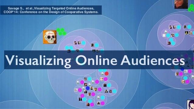 Visualizing Online Audiences Savage S., et al.,Visualizing Targeted Online Audiences, COOP'14: Conference on the Design o...