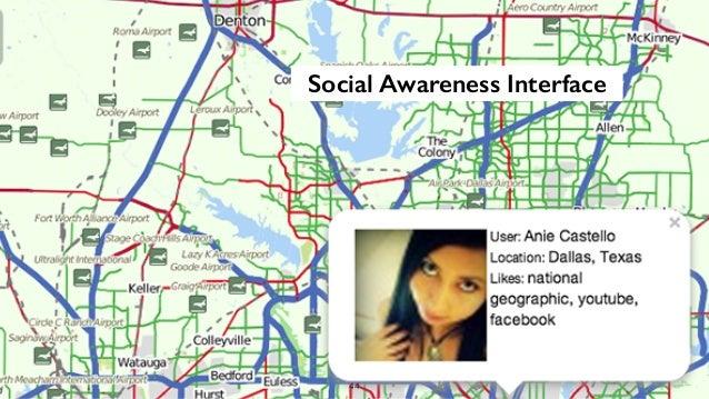 44 Social Awareness Interface
