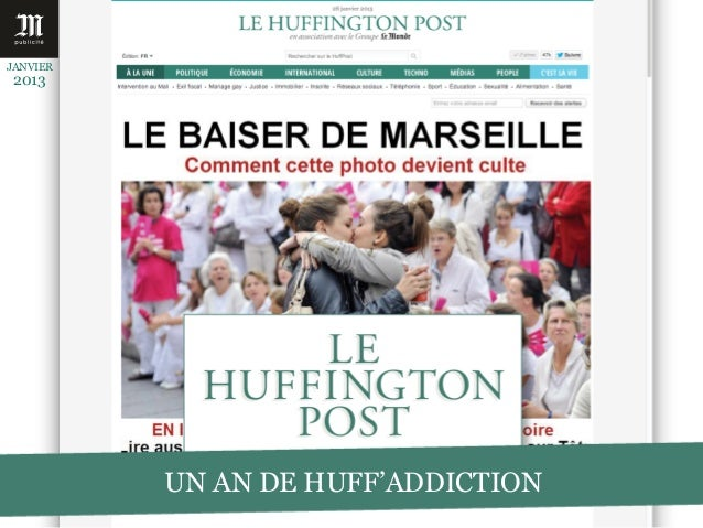 JANVIER2013          UN AN DE HUFF'ADDICTION