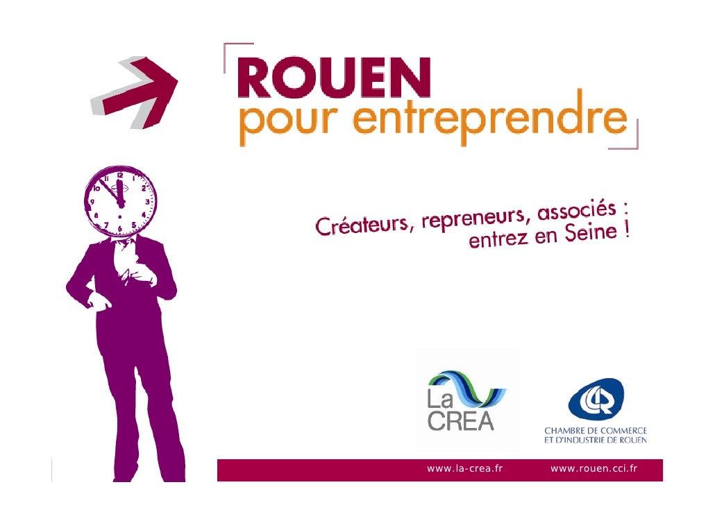 www.la-crea.fr   www.rouen.cci.fr